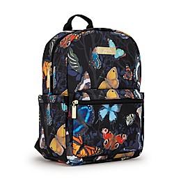 Ju-Ju-Be® Midi Social Butterfly Diaper Backpack in Black