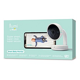 Lumi by Pampers™ Smart Video Baby Monitor