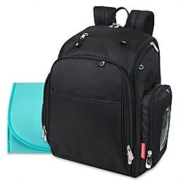 Fisher Price® Kaden Super Cooler Backpack Diaper Bag