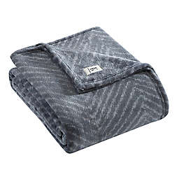 Herringbone Ultra Soft Plush Throw