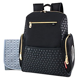 Fisher-Price® Gemma Fashion Diaper Backpack
