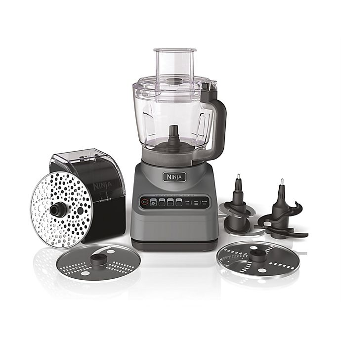 Alternate image 1 for Ninja® Professional Advanced 9-Cup Food Processor withAuto-iQ Preset Programs