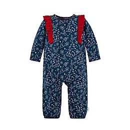 Burt's Bees Baby® Holiday in the Stars Organic Cotton Jumpsuit