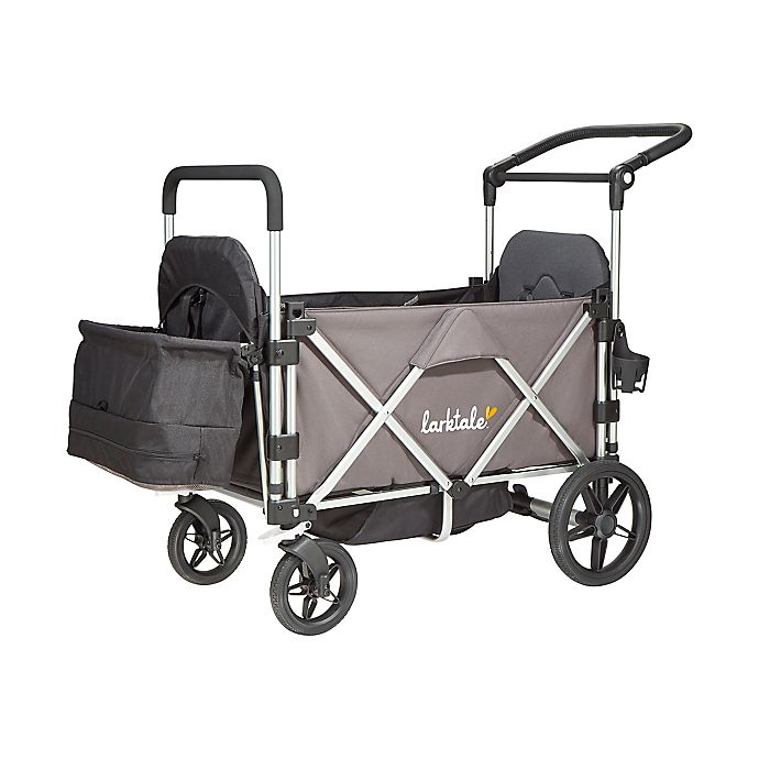 Alternate image 1 for Larktale™ Caravan™ Stroller/Wagon in Mornington Grey