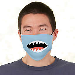 Shark Face For Him  Adult Deluxe Face Mask with Filter