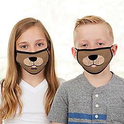 Dog Face Kids Face Mask