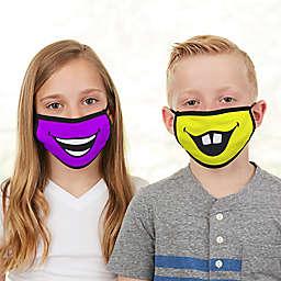 Fun Faces Kids Face Mask