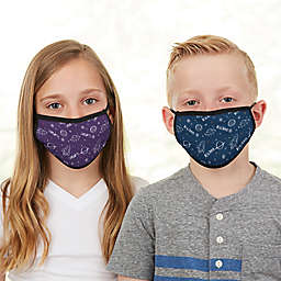 Space Kids Face Mask