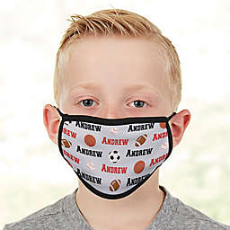 All About Sports Kids Face Mask
