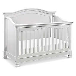 Million Dollar Baby Classic Louis 4-in-1 Convertible Crib in Cloud Gray
