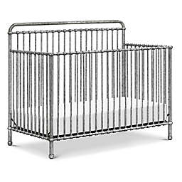 Winston 4-in-1 Convertible Crib in Vintage Silver