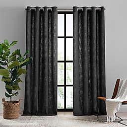 Mercantile Hawthorne Grommet Light Filtering Lined Window Curtain Panel (Single)
