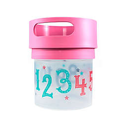 Munchie Mug 12 oz. Number Snack Cup