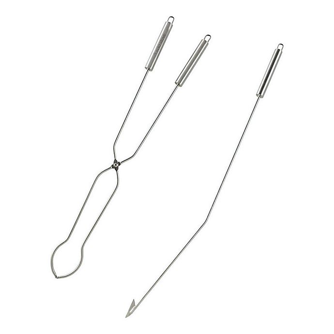 Alternate image 1 for Solo Stove 2-Piece Fire Pit Tool Set