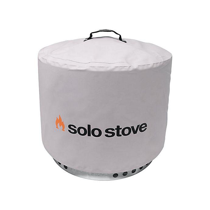 Alternate image 1 for Solo Stove Bonfire Shelter in Grey