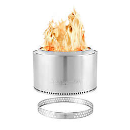 Solo Stove Yukon Stainless Steel Wood-Burning Fire Pit and Stand