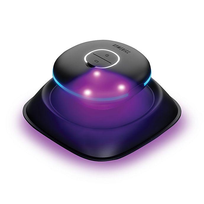 Alternate image 1 for HoMedics® UV Clean Portable Sanitizer Wand in Black