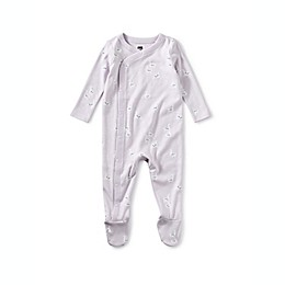 Tea Collection Lavender Flower Coverall