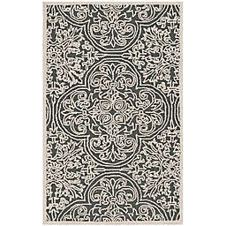 Safavieh Trace Jardes 2'3 x 4 Accent Rug in Grey