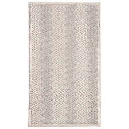 Safavieh Trace Ermont 2'3 x4' Handcrafted Accent Rug in Blue