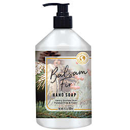 Home and Body Company Clean Earth Holiday 22 oz Balsam Fir Hand Soap