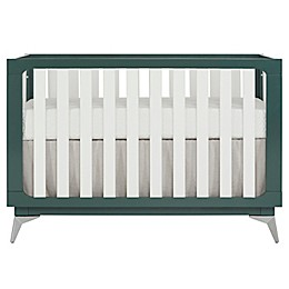 SweetPea Baby® by Evolur Ultra Modern 4-in -1 Convertible Crib