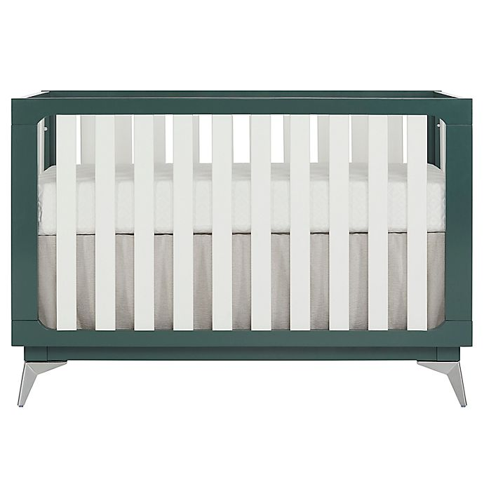 Alternate image 1 for SweetPea Baby® by Evolur Ultra Modern 4-in -1 Convertible Crib