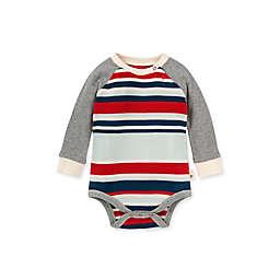 Burt's Bees Baby® Multi Stripe Organic Cotton Bodysuit