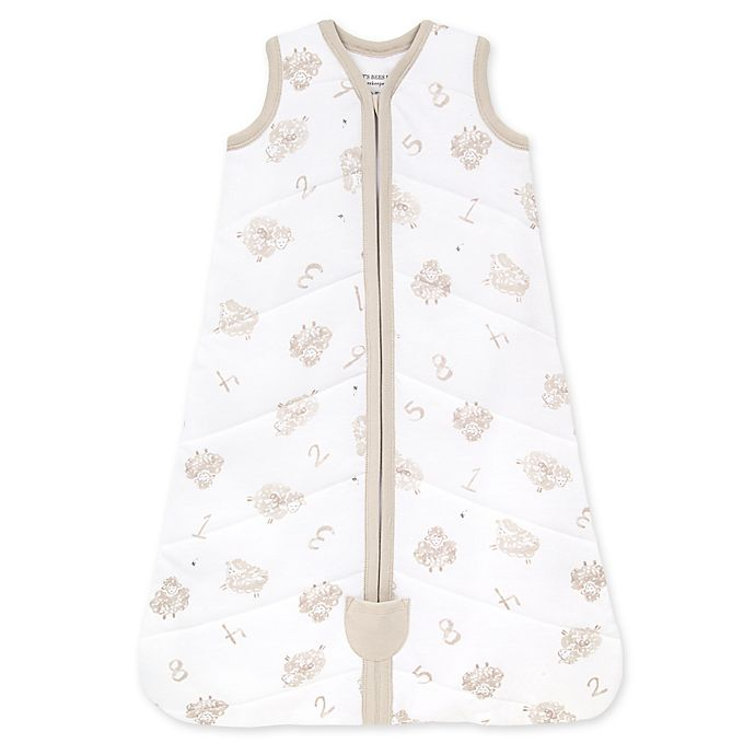 Alternate image 1 for Burt's Bees Baby® Beekeeper™ Counting Sheep Organic Cotton Wearable Blanket