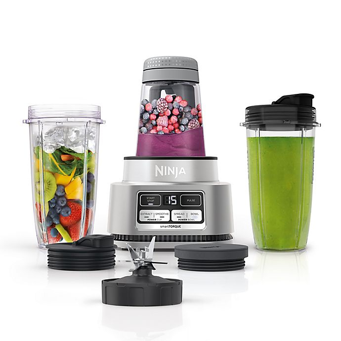 Alternate image 1 for Ninja® Foodi™ Power Nutri™ Duo® Smoothie Bowl Maker and Personal Blender