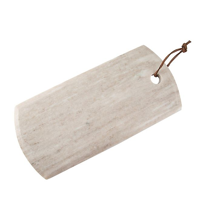 Alternate image 1 for Artisanal Kitchen Supply® Marble Cheese Board