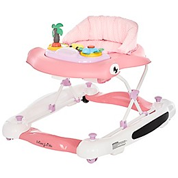 Dream on Me Aloha Fun Activity Walker and Rocker
