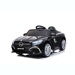 Best Ride On Cars® Mercedes SL-63 12V Ride-On Car in Black