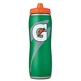 Gatorade® Gatorskin 32 oz. Contour Water Bottle in Green