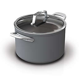 Ninja™ Foodi™ NeverStick™ Premium Hard-Anodized 6.5 qt. Covered Stock Pot
