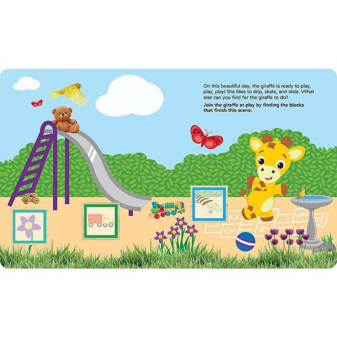 Alternate image 1 for Baby Einstein™ Book and Wooden Block Set