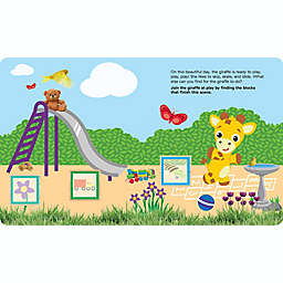 Baby Einstein™ Book and Wooden Block Set