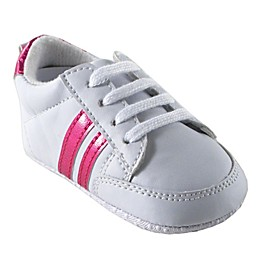 Luvable Friends® Size 0-6M Crib Shoe in Pink