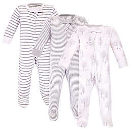 Touched by Nature® 3-Pack Organic Cotton Sleep 'N Plays