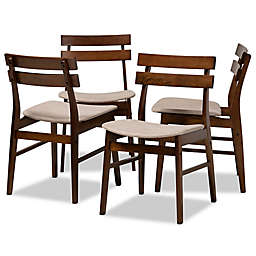 Maiju Upholstered Dining Chairs (Set of 4)