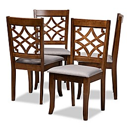 Vere Upholstered Dining Chairs (Set of 4)