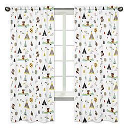 Sweet Jojo Designs® Outdoor Adventure Window Panel Pair