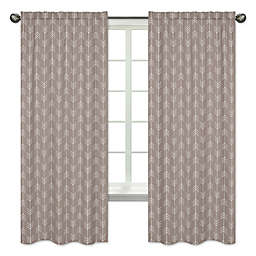 Sweet Jojo Designs® Outdoor Adventure Arrow Window Panel Pair