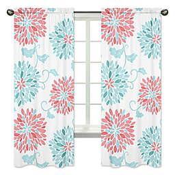 Sweet Jojo Designs® Emma Window Panel Pair