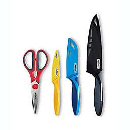 Zyliss® 4-Piece Starter Cutlery Set