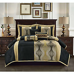 Nanshing Carrie 7-Piece Comforter Set