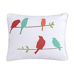 Levtex Home Corona Birds Oblong Throw Pillow
