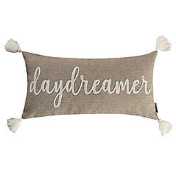Levtex Home Daydreamer Oblolng Throw Pillow in Taupe