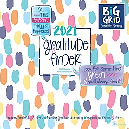 TF Publishing 2021 Gratitude by Denise Albright Calendar