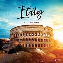 TF Publishing 2021 Italy Wall Calendar